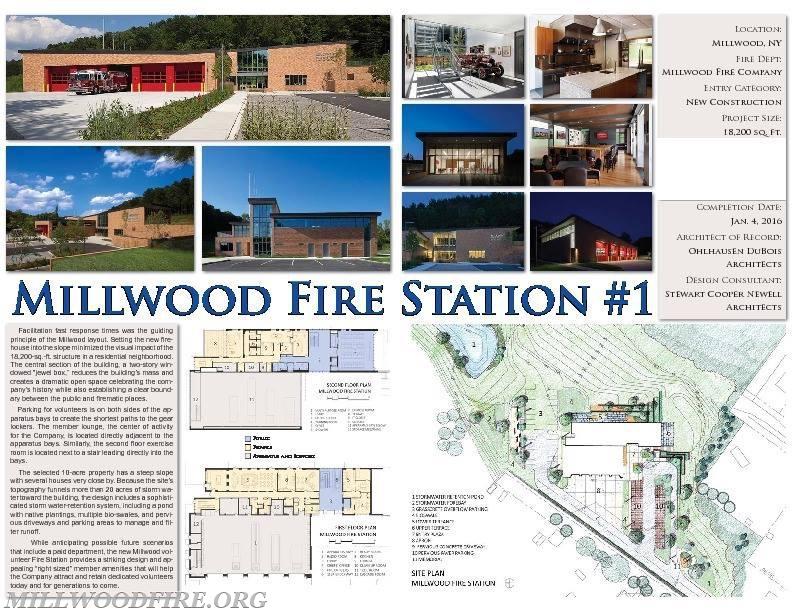 NEW STATION ONE AWARDED 2017 FIERO FIRE STATION DESIGN AWARD ... on ambulance design plan, firehouse interior design, firehouse floor plans dimensions,